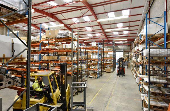 £1.8m KANBAN Stock Holding Warehous