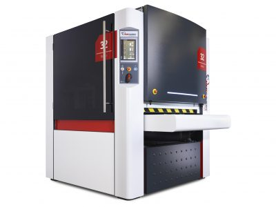 OUR NEW TIMESAVER DEBURRING MACHINE FOR FLAWLESS FINISHING